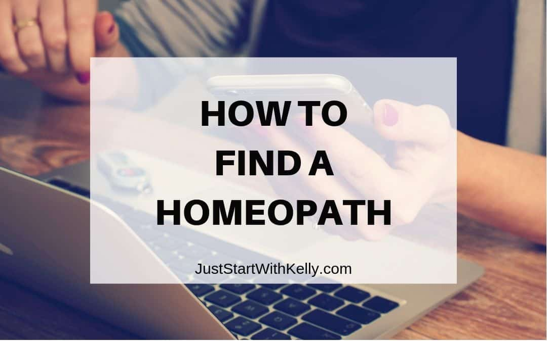 How to Find a Good Homeopath