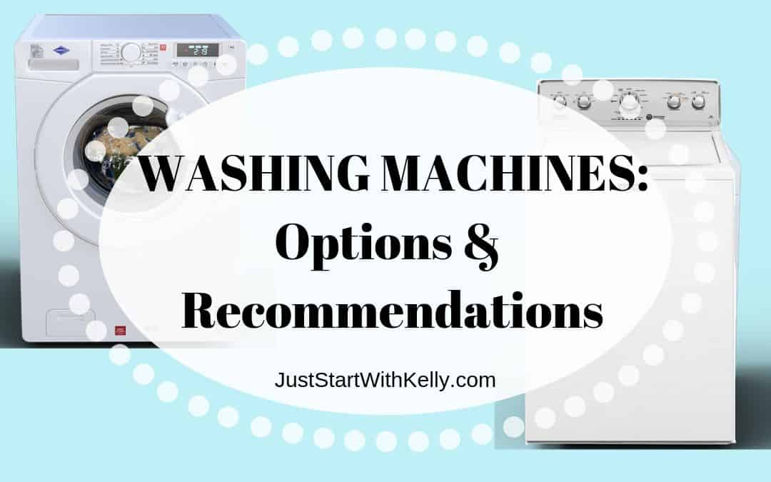 Best Washing Machine Recommendations: What to Consider