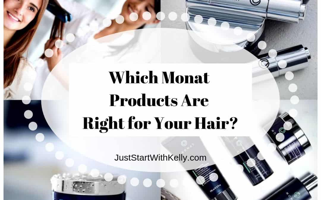 Which Monat Product is Best for Your Hair Type
