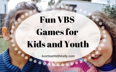 Fun VBS Youth Games for 2019