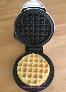 how to make a chaffle