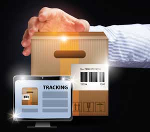 mail tracking system